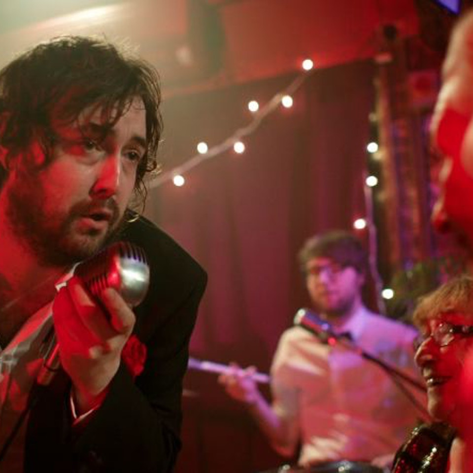 Jon Riche - Nick Helm - Fancy the Pants - Ch4