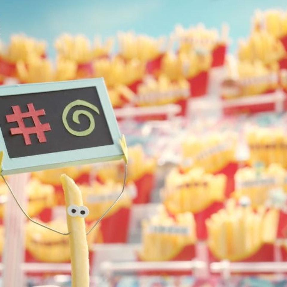 McDonalds Fryfutbol - Campaign - FIFA Brazil World Cup - Fryfutbol Image 16