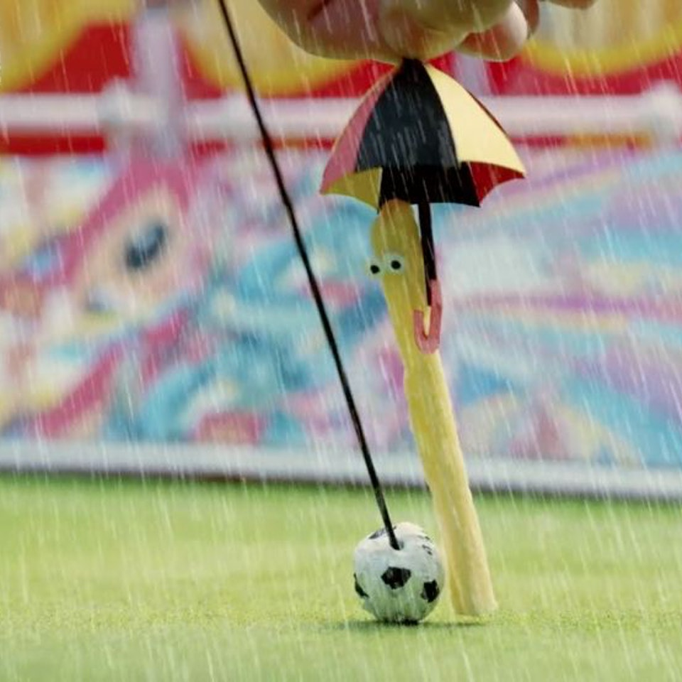McDonalds Fryfutbol - Campaign - FIFA Brazil World Cup - Fry Futbol Image 14