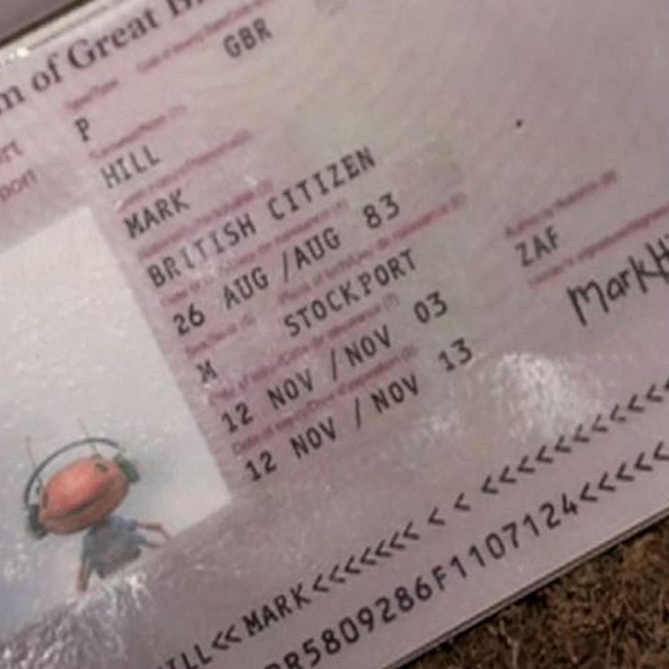 The Post Office - Ant in Australia - Ant in Australia 01