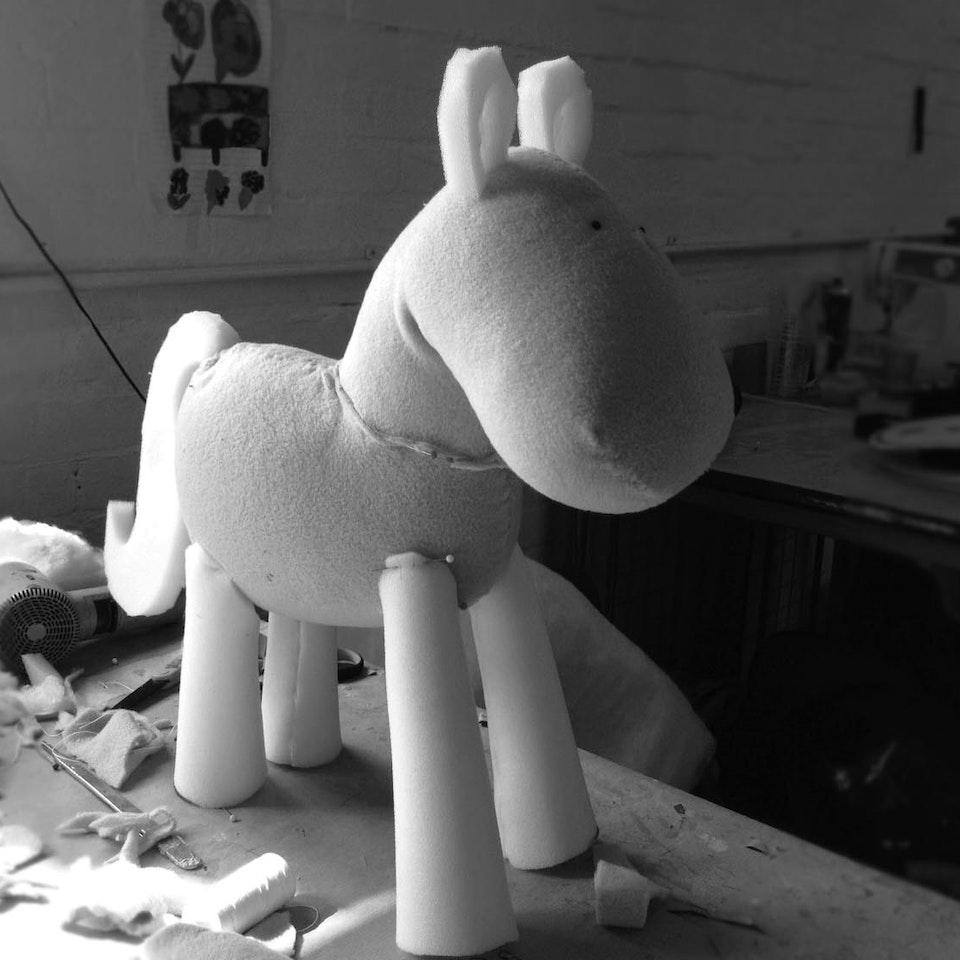 Nectar - Gift Horse - 5 Construction Begins