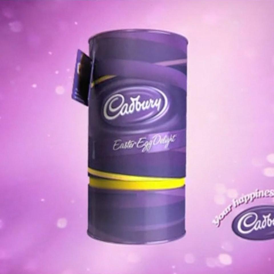 Jon Riche - Cadbury's Easter Egg Delight