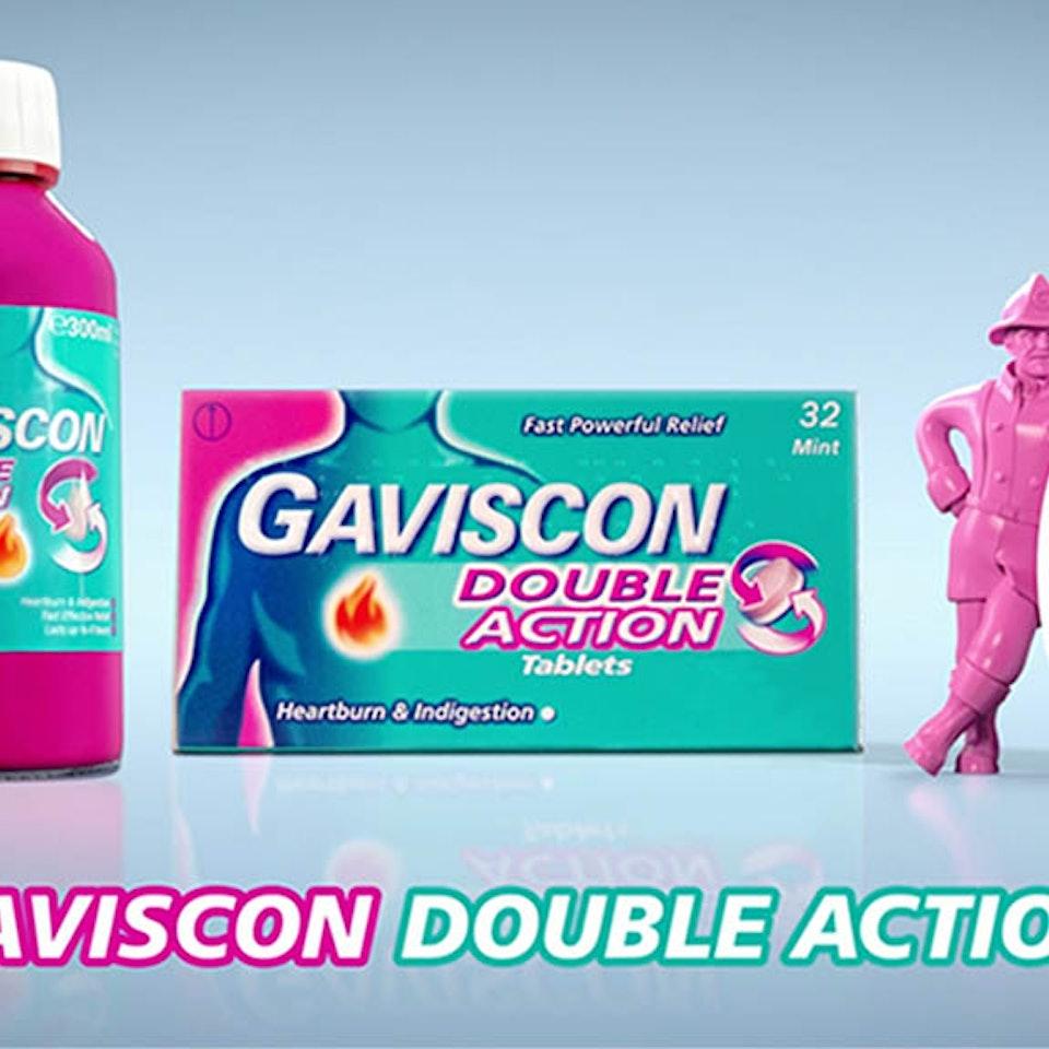 Jon Riche - Gaviscon - Twins