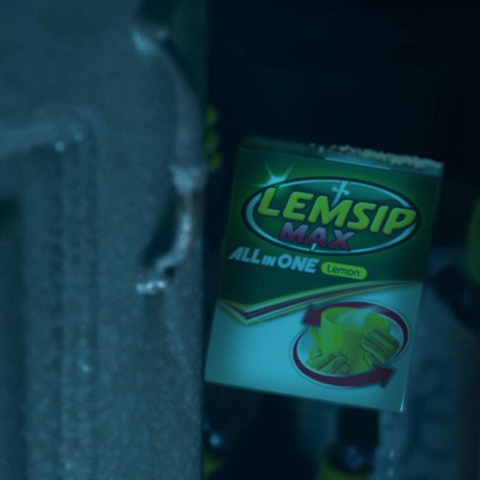 Lemsip - Ice Queen - Lemsip 02 New