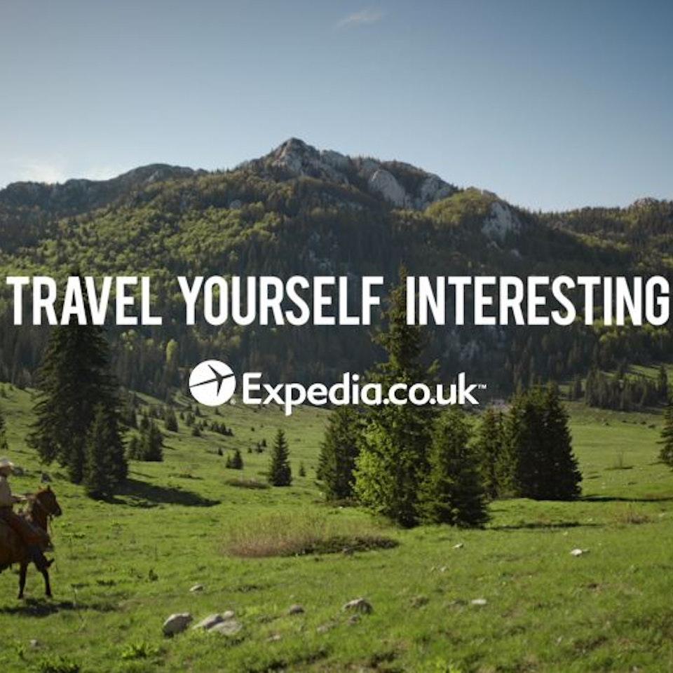 Expedia - Campaign - Cowboy Big Hills