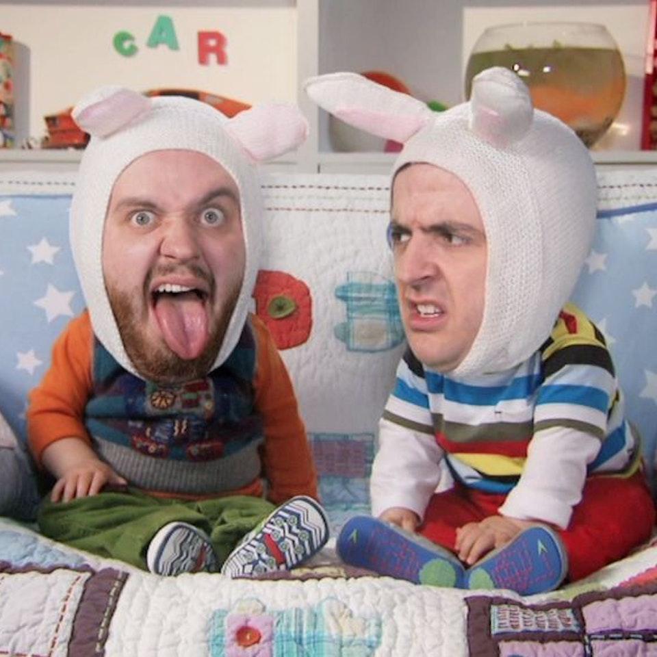 Jon Riche - CBBC - Big Babies