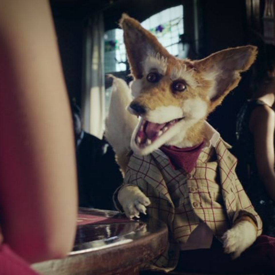 Old Speckled Hen - Idents  - Fox Nice Image