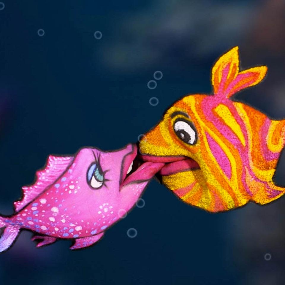 Broken Biscuits - Fish - BBC3 - Beasts Fish 04