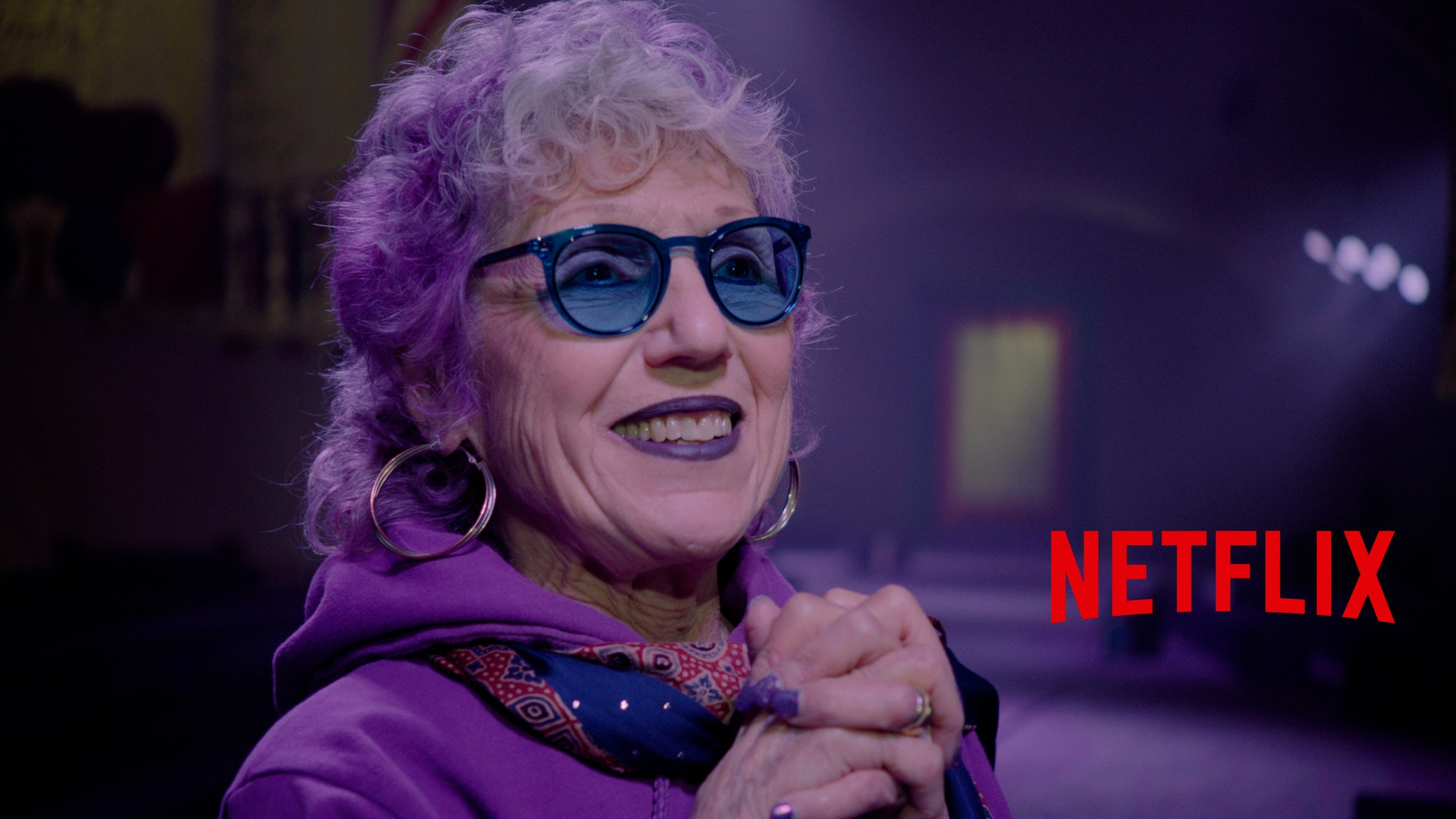 JUDY CHICAGO X NETFLIX DOC (2021)