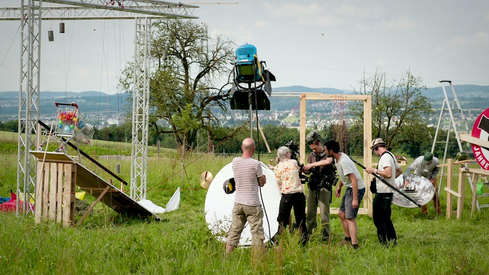 GREENPEACE «THE CRAZY MACHINE»