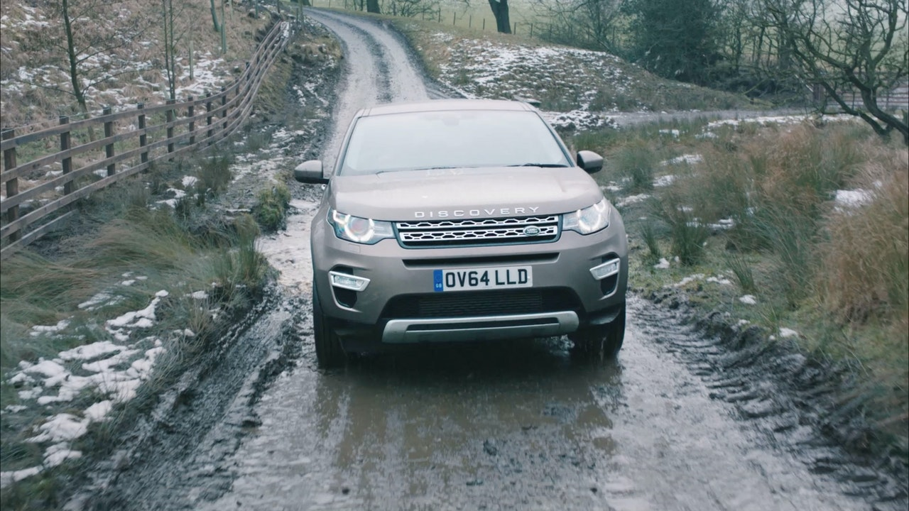 Land Rover | #Hibernot 'Winter BBQ' -