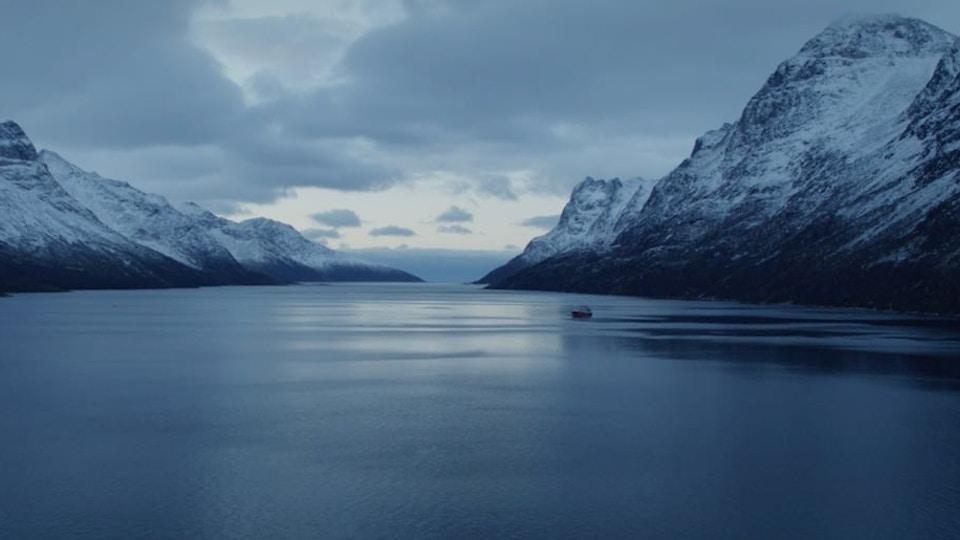 Marks & Spencer   The Arctic Fishermen