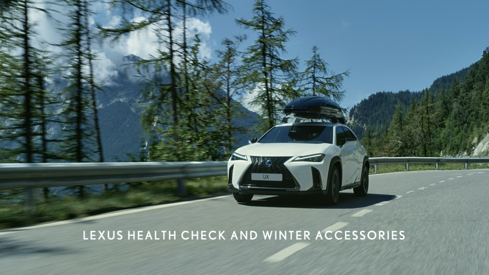 Lexus | Winter Health Check (Director's Cut)