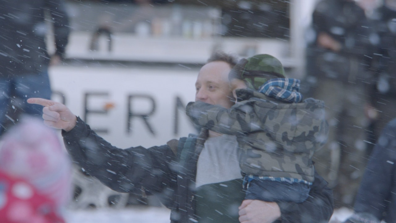 Land Rover | #Hibernot 'Snow Day' -