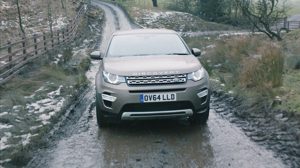 Land Rover | #Hibernot 'Winter BBQ'