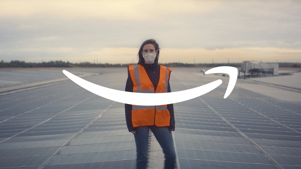 This is Amazon | Brittany