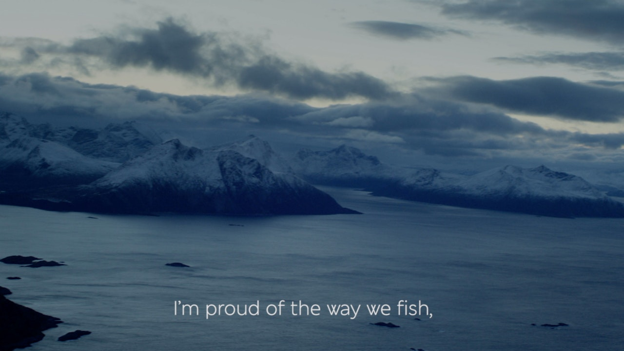 Marks & Spencer | The Arctic Fishermen -