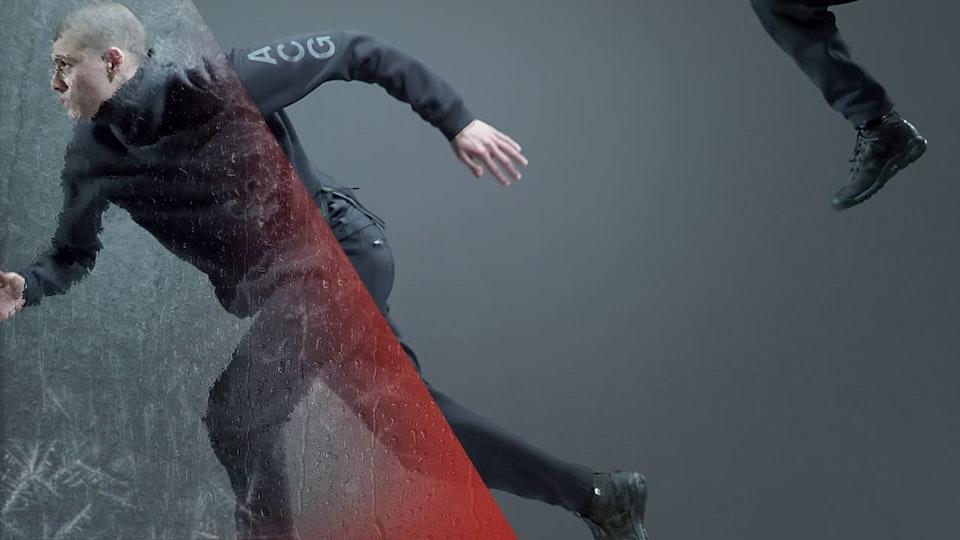 JAMES TAYLOR                                     DIRECTOR + VFX ARTIST - NIKE ACG