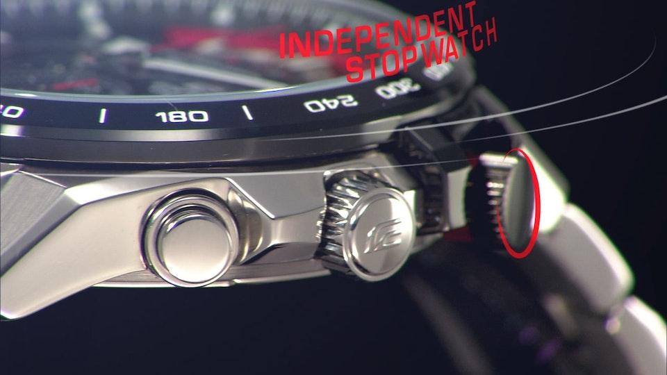 JAMES TAYLOR                                     DIRECTOR + VFX ARTIST - Casio Stopwatch
