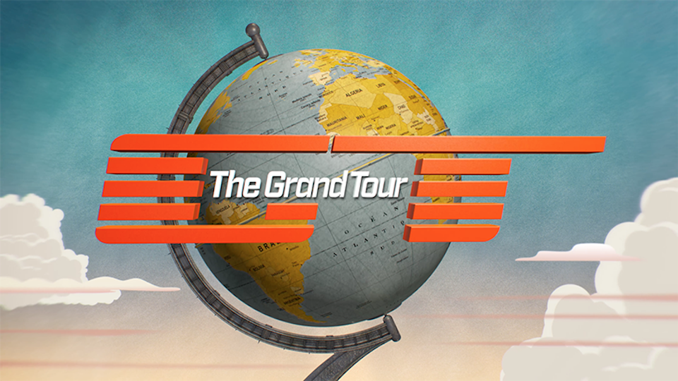 JAMES TAYLOR                                     DIRECTOR + VFX ARTIST - The Grand Tour Series 2