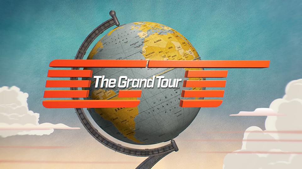 JAMES TAYLOR                                     DIRECTOR + VFX ARTIST - The Grand Tour Series 2