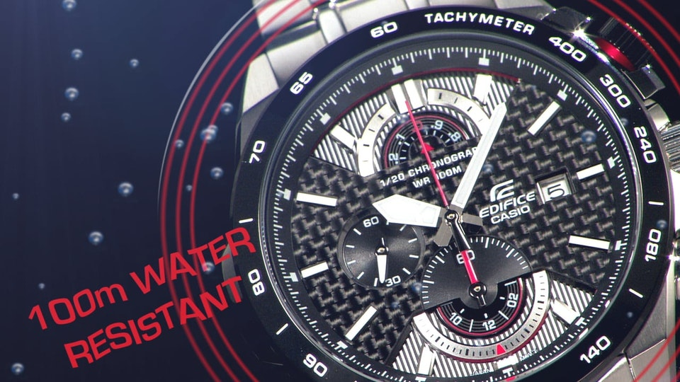 JAMES TAYLOR                                     DIRECTOR + VFX ARTIST - Casio Water Resistant