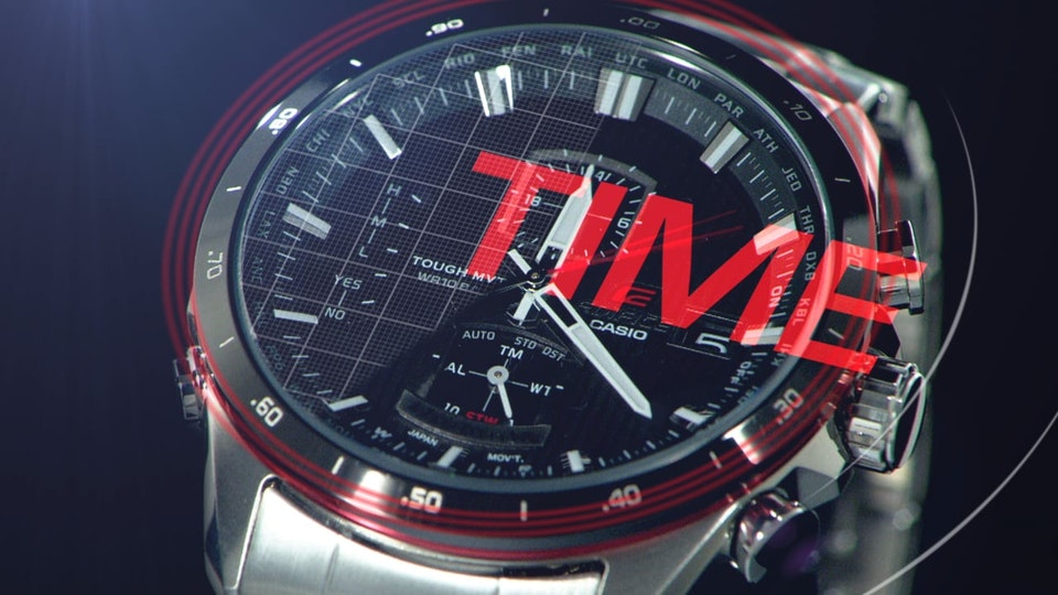 JAMES TAYLOR                                     DIRECTOR + VFX ARTIST - Casio Time