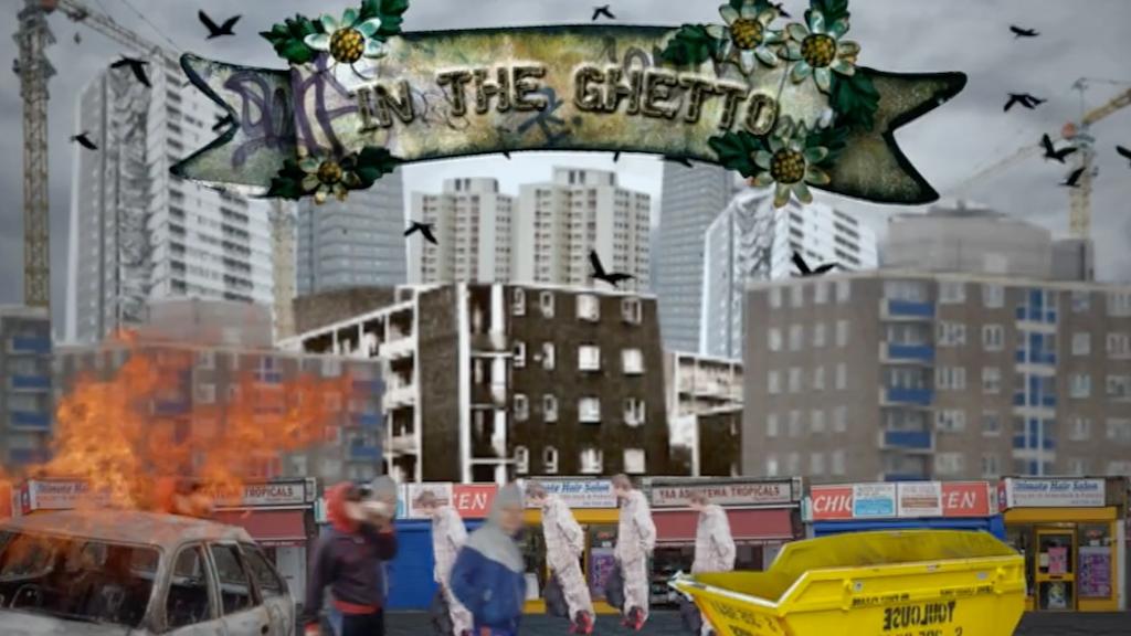 All in the Ghetto - Riz MC