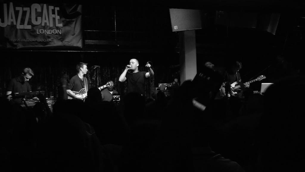 Maverick Sabre Live at The Jazz Cafe