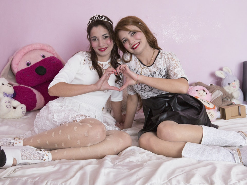 Emily & Alice Stein - YOUNG BRIDES FOR SALE