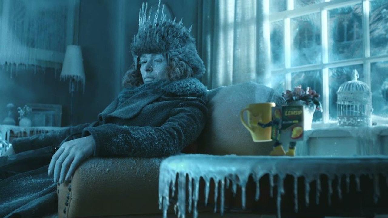 Lemsip 'Ice Queen'