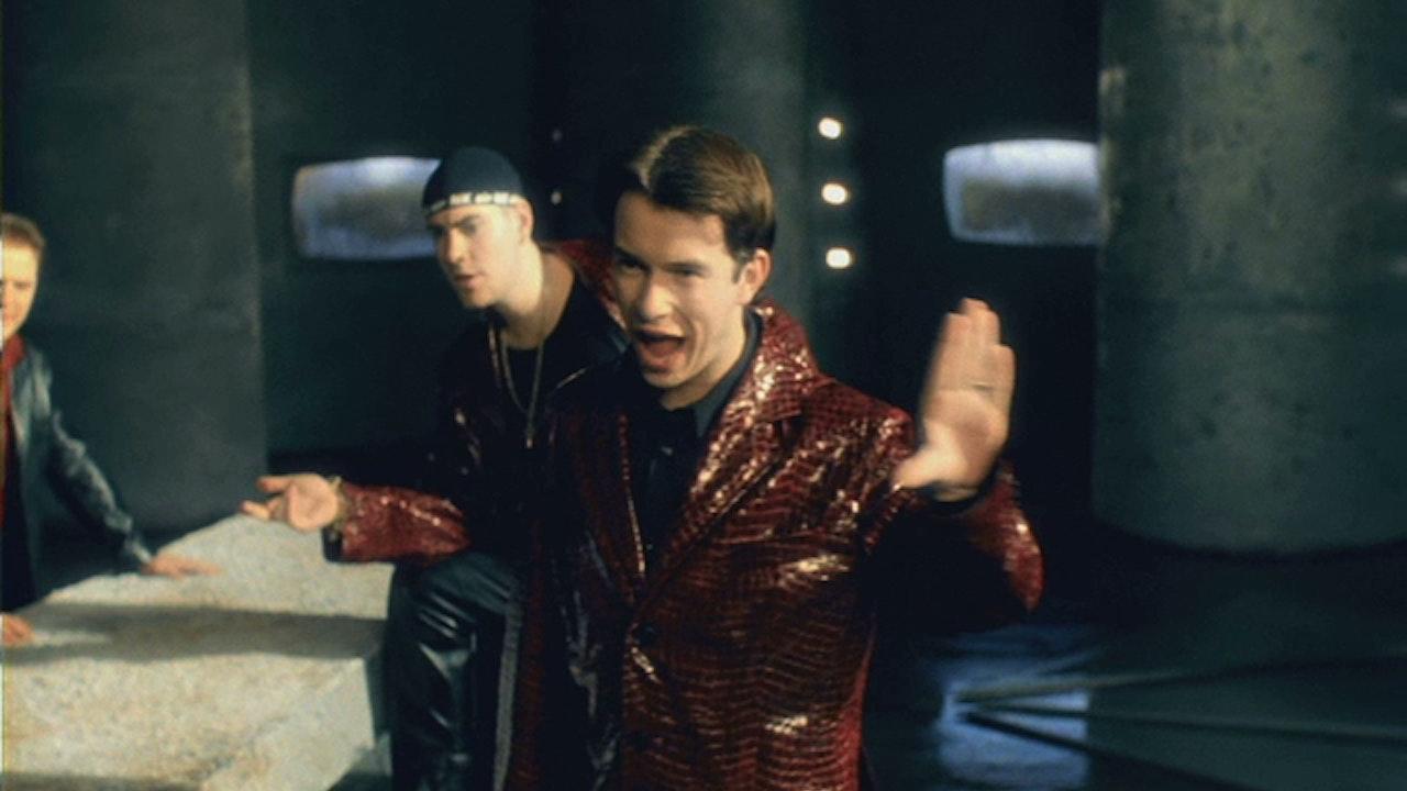 Boyzone 'All 4 3 for Vimeo 12