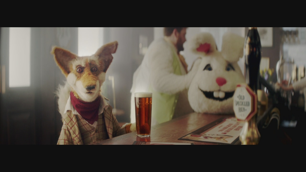 Old Speckled Hen Campaign