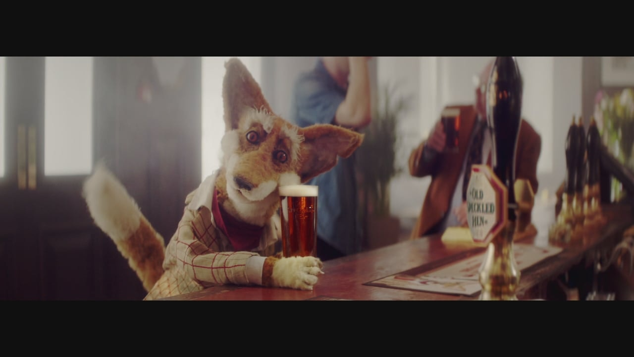 COMMERCIAL: OLD SPECKLED HEN 'FATHER'S DAY'