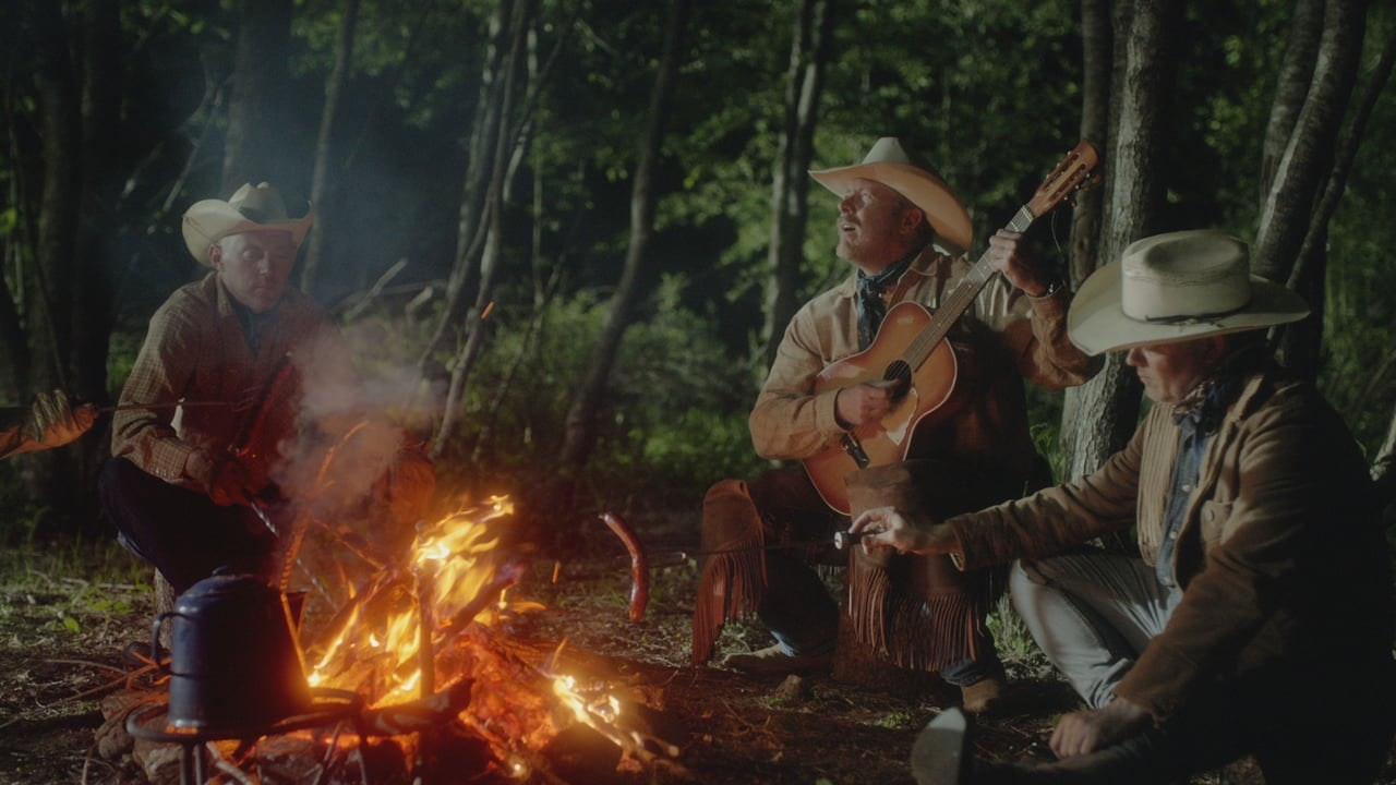 COMMERCIAL: EXPEDIA - COWBOY 'GUITAR'