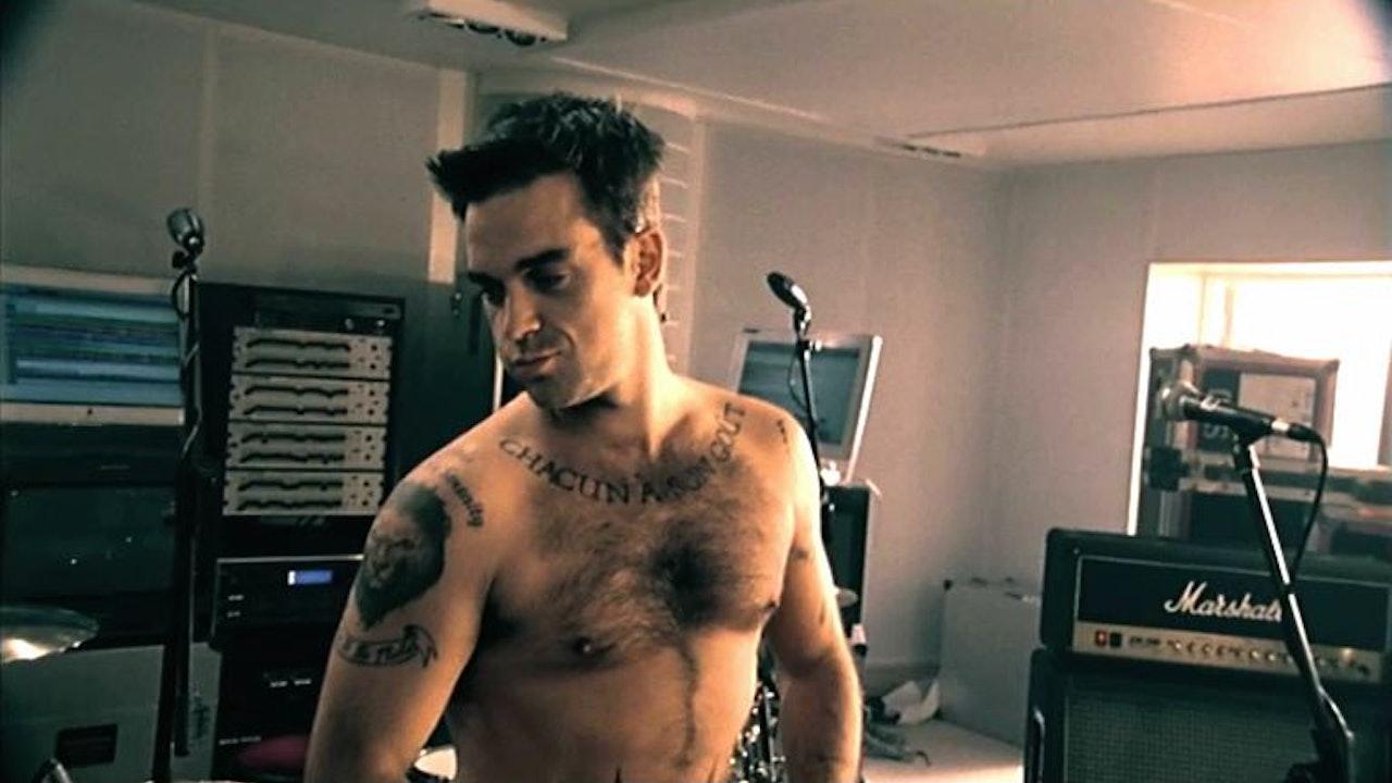 Robbie Williams 'Pure' 9
