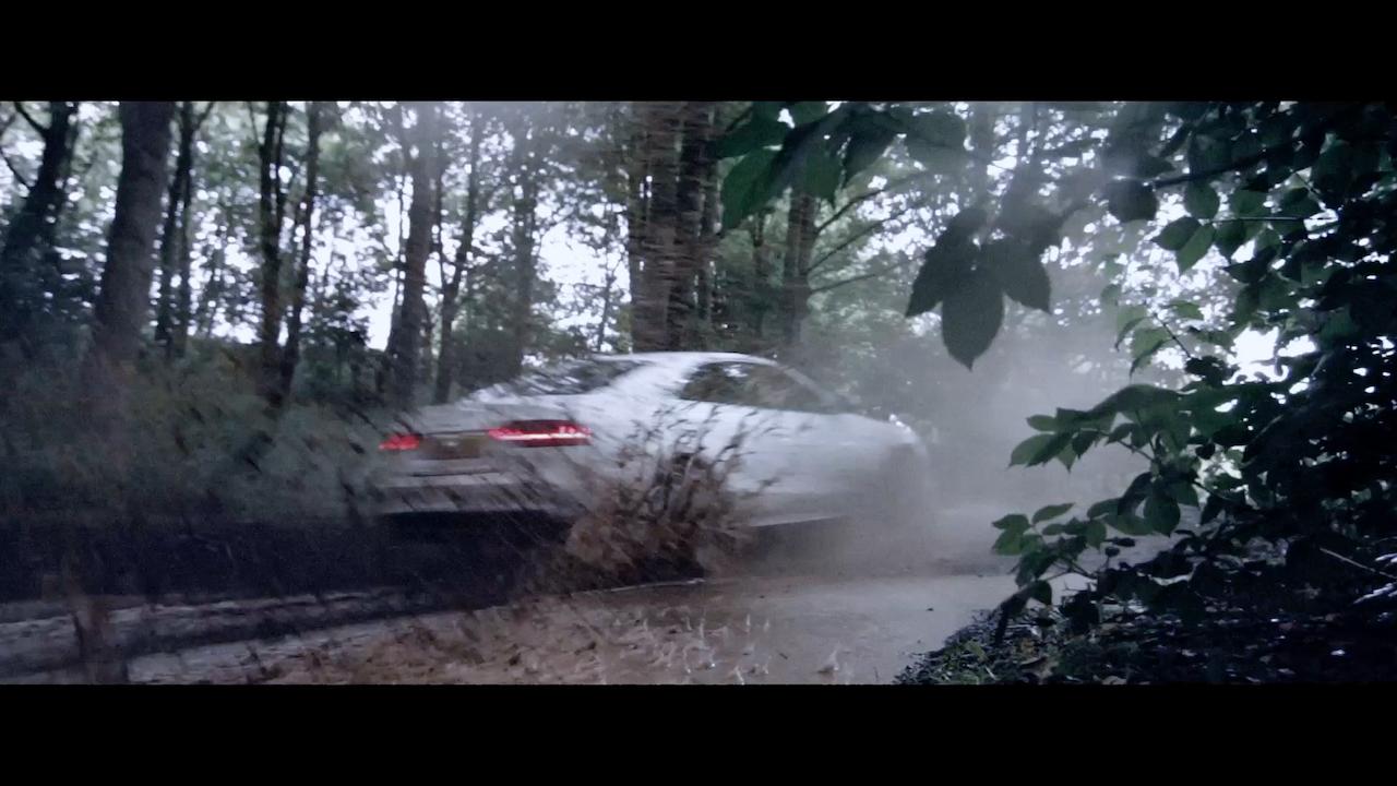 Audi A5 Quattro 'Vision'