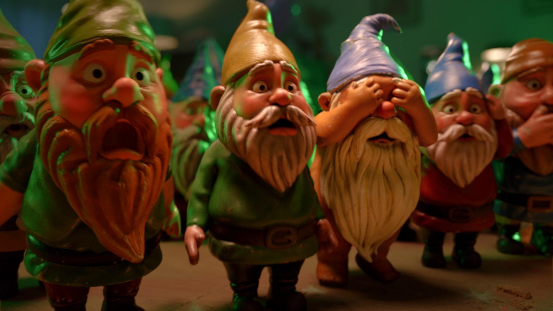 Media Markt 'Garden Gnomes'