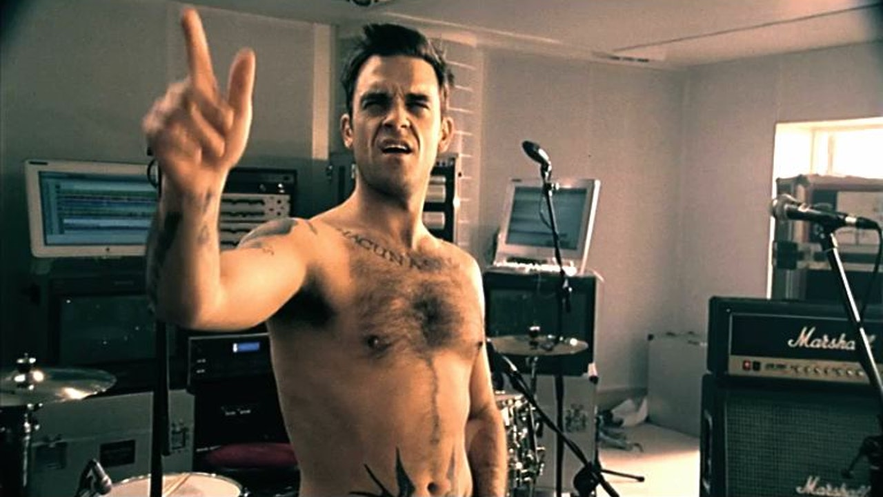 Robbie Williams 'Pure'