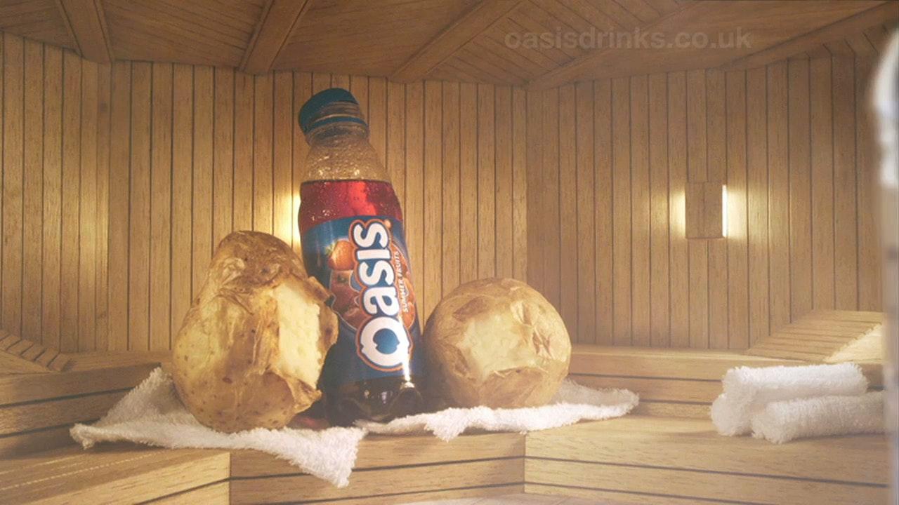 Oasis 'Sauna'