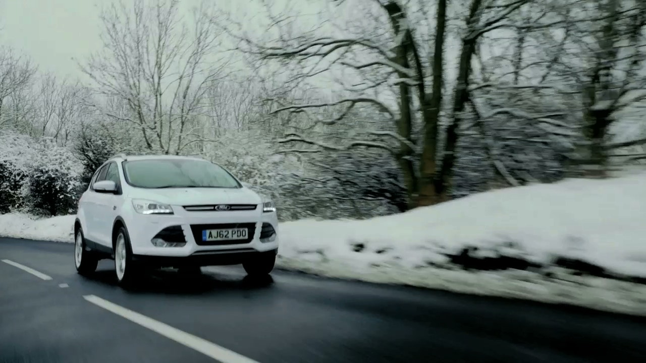 Sky 'Ford Kuga Idents'