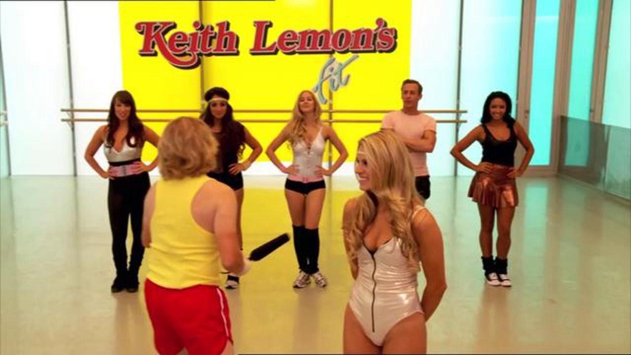 KEITH LEMON'S FIT: 'INTERVIEWS'