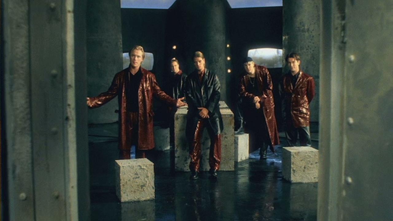 Boyzone 'All 4 3 for Vimeo 9