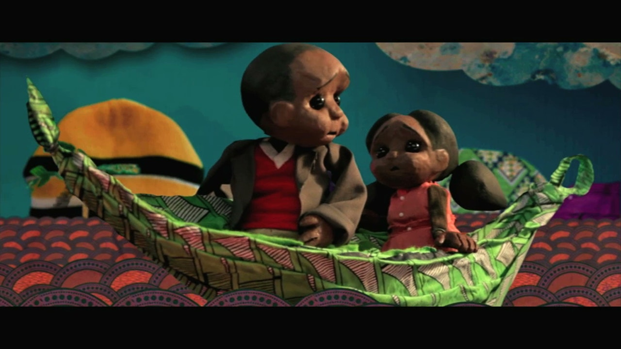 AFRICA UNITED: 'Duduvision' Clip 1