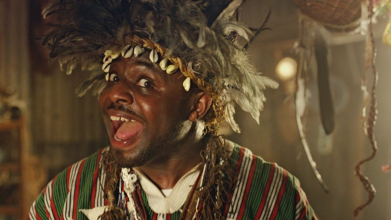 COMMERCIAL: EXPEDIA WITCHDOCTOR 'EPIC FAIL'