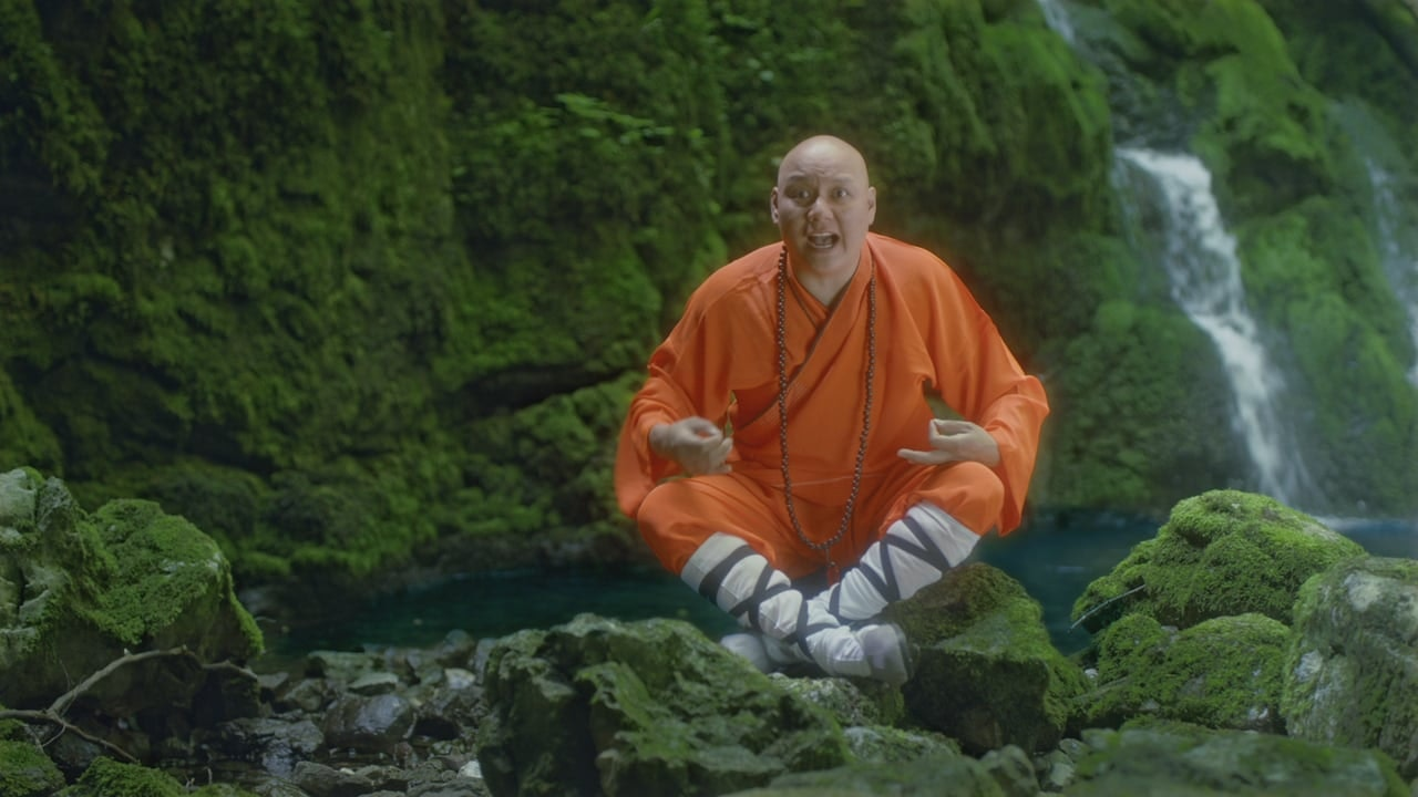 COMMERCIAL: EXPEDIA - MONK 'BAD KARMA'