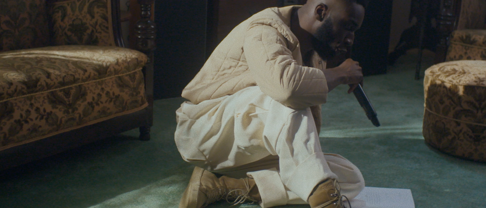 Kojey Radical -  Can't Go Back (Live) -