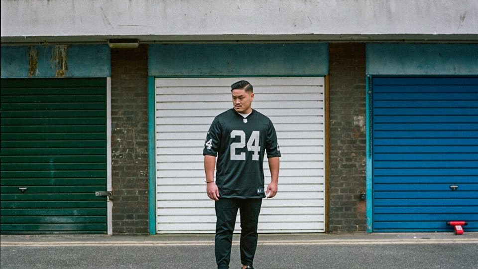 NFL EUROPE LOOKBOOK 2017