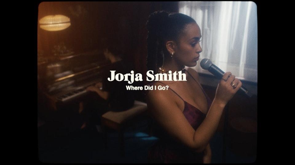Jorja Smith | Where Did I Go?