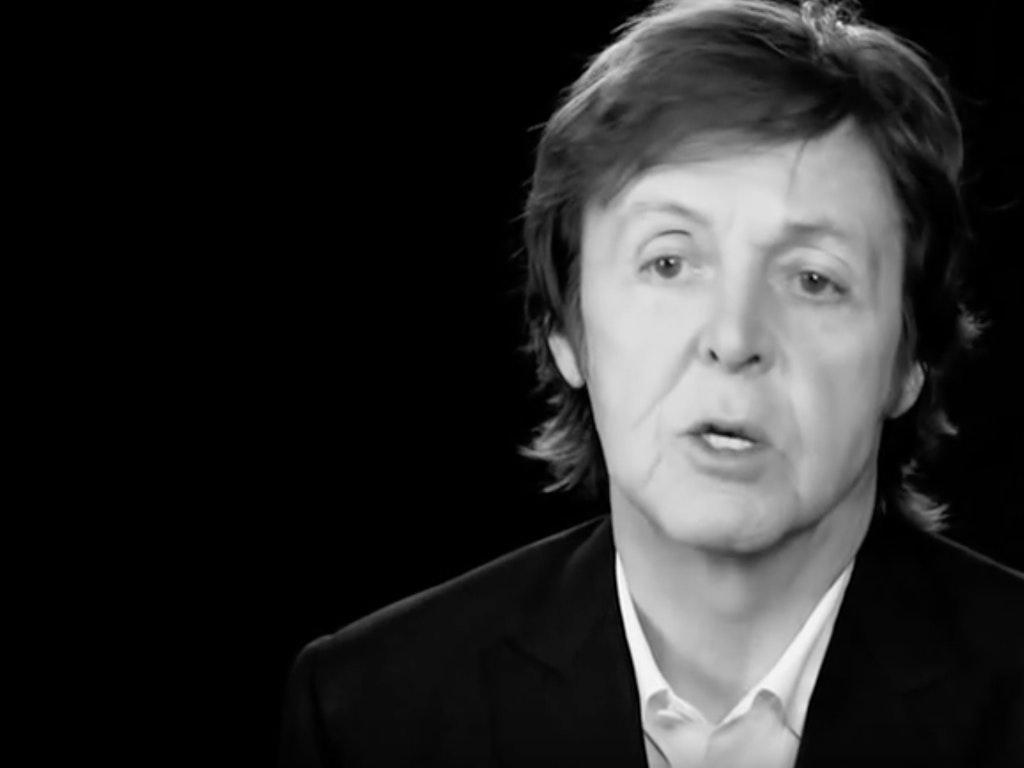 'Live Kisses' Paul McCartney (Jonas Akerlund ) Grammy Award 'Best Live Film 2014'